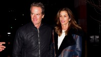 Rande Gerber and Cindy Crawford seen on the streets of Manhattan o