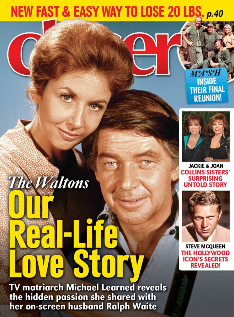 The Waltons Cover Story