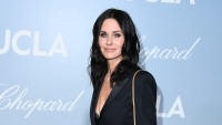 Courteney Cox arrives at the Hollywood For Science Gala at Private Residence