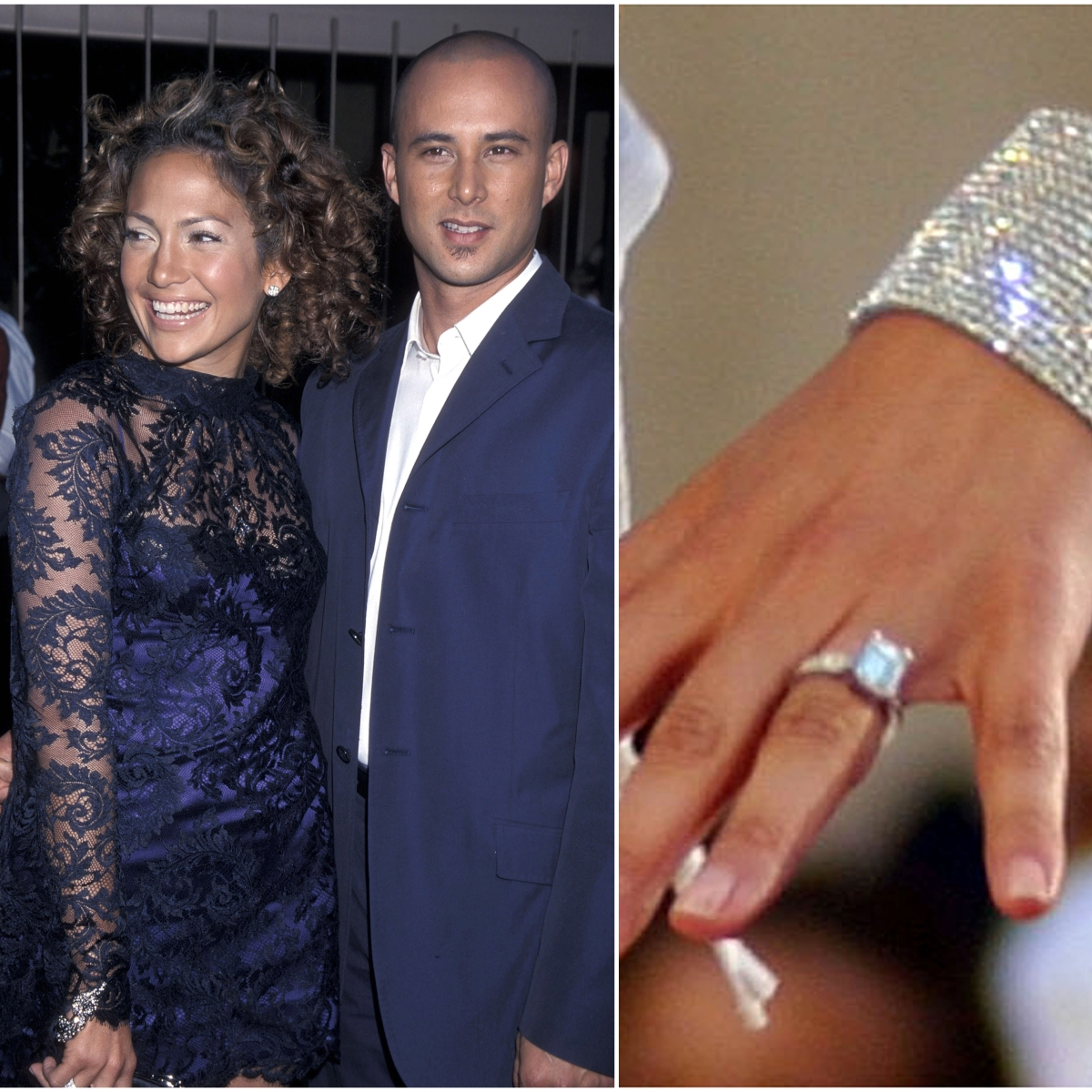 Jennifer Lopez Engagement Rings: See All 5 Throughout the Years