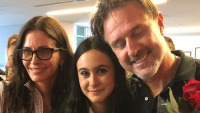 david-arquette-courteney-cox-coco-arquette-instagram-selfie