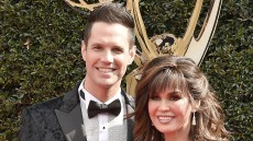 Marie Osmond and Guests attend the 2018 Daytime Emmy Awards Arrivals