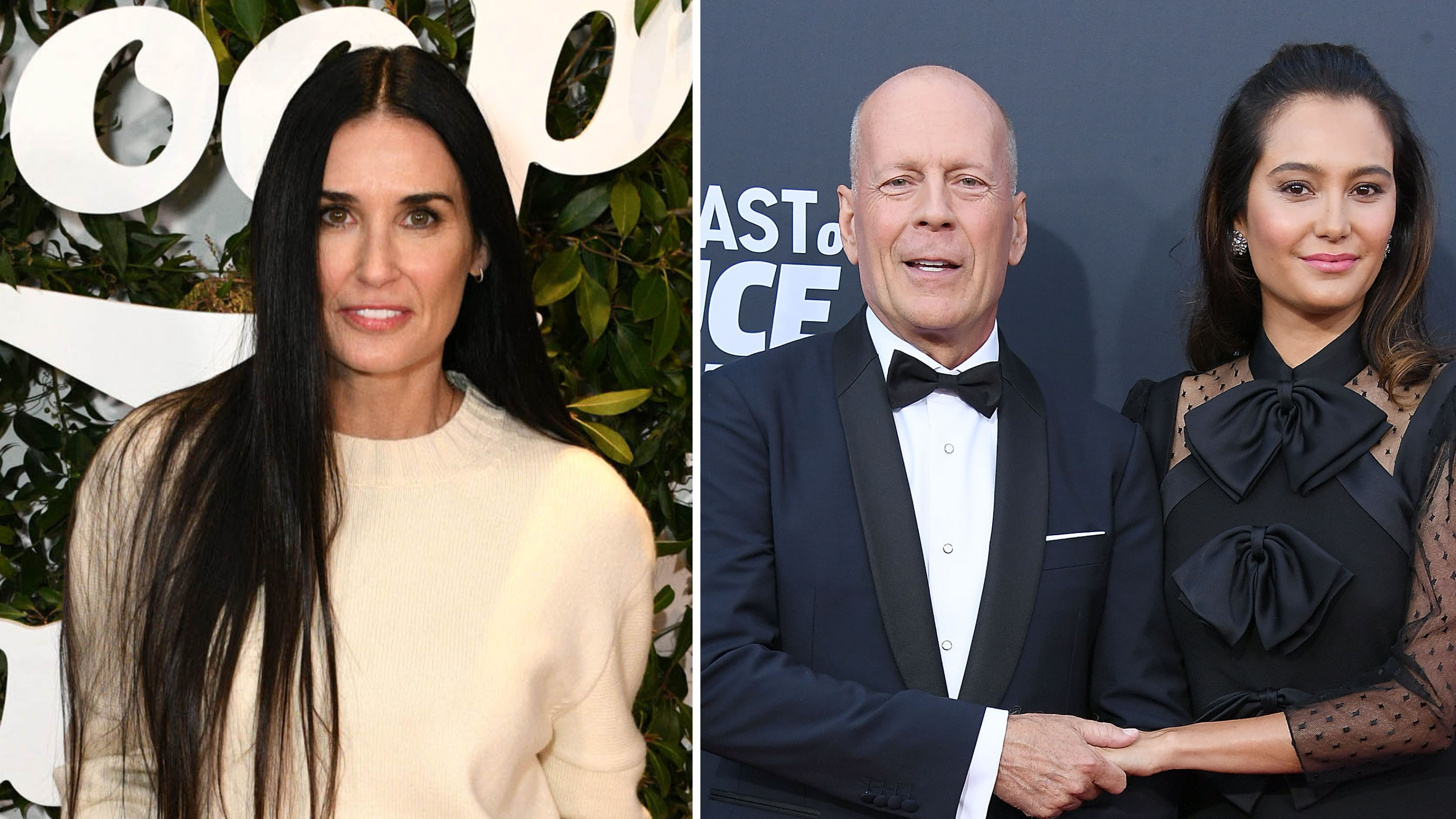 ExclusiveBruce Willis' Wife Emma Heming Has 'So Much Respect' For His Ex Demi Moore