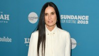 """Demi Moore attends the """"Corporate Animals"""" Premiere during the 2019 Sundance Film Festival"""