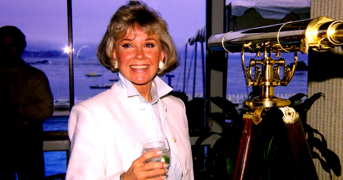 Doris Day Planning A Small Celebration For Her 97th Birthday