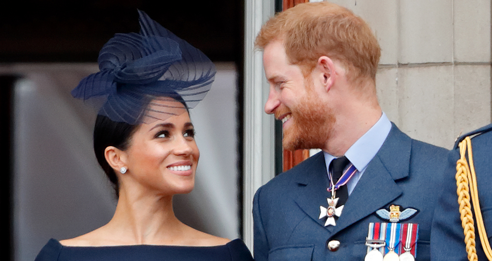 Princess Diana's Psychic Predicts Meghan Markle Will Have 3 Kids