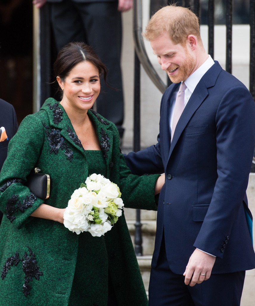 Meghan Markle And Prince Harry Learn How To Make Canadian