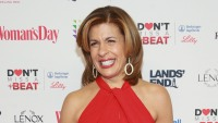 Hoda Kotb attends Woman's Day Celebrates 16th Annual Red Dress Awards