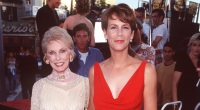 Jamie Lee Curtis and Mom Janet Leigh