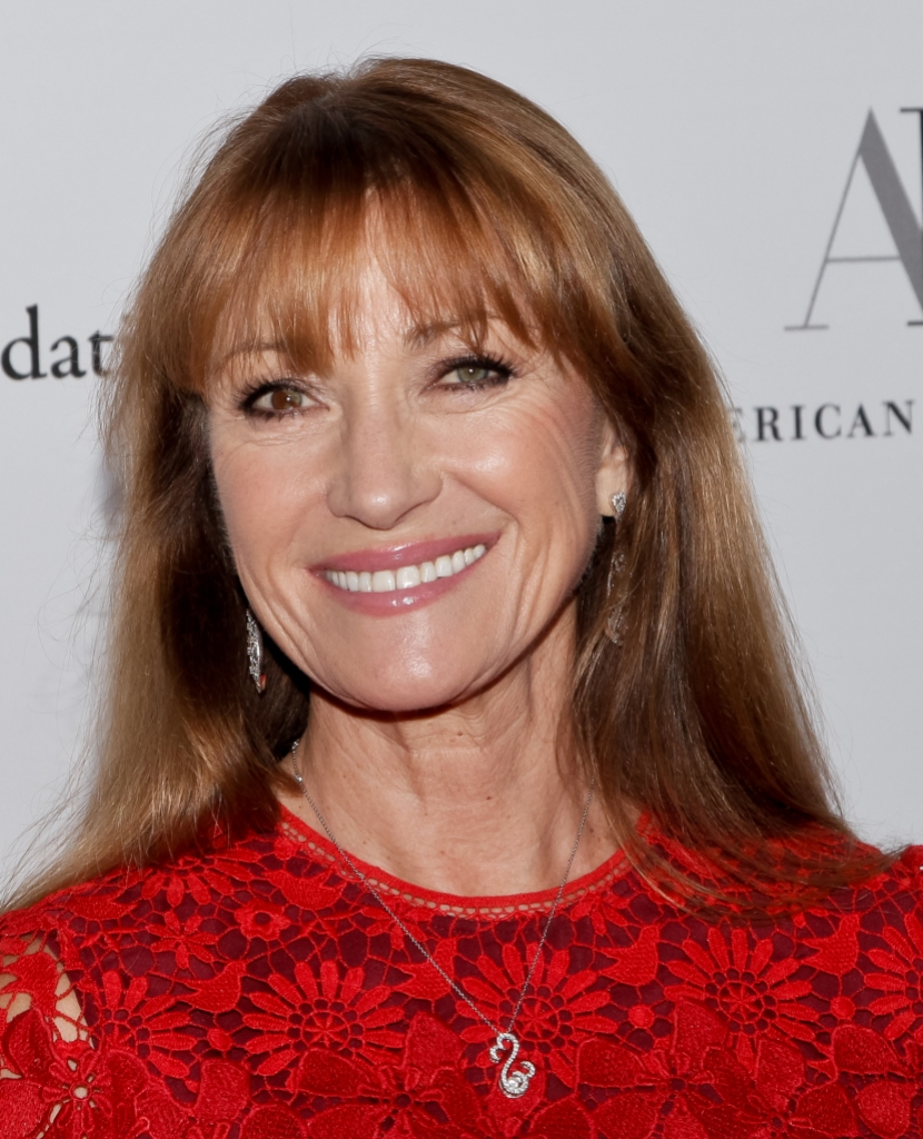 Jane Seymour attends the American Ballet Theatre annual Holiday Benefit at The Beverly Hilton Hotel