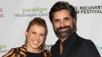 Actors Jodie Sweetin (L) and John Stamos (R) attend the 10th Annual Experience, Strength And Hope Awards