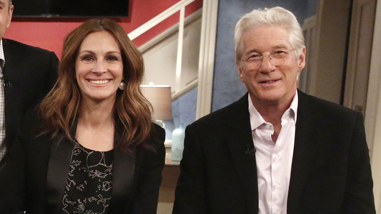 Inside Julia Roberts and Richard Gere's Decades-Long Hollywood Friendship (Exclusive)