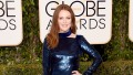 Actress Julianne Moore attends the 73rd Annual Golden Globe Awards