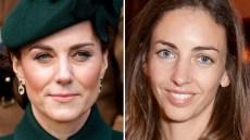 Kate Middleton Rose Hanbury