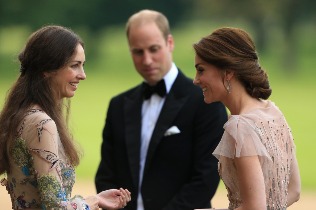 Kate Middleton Best Friend