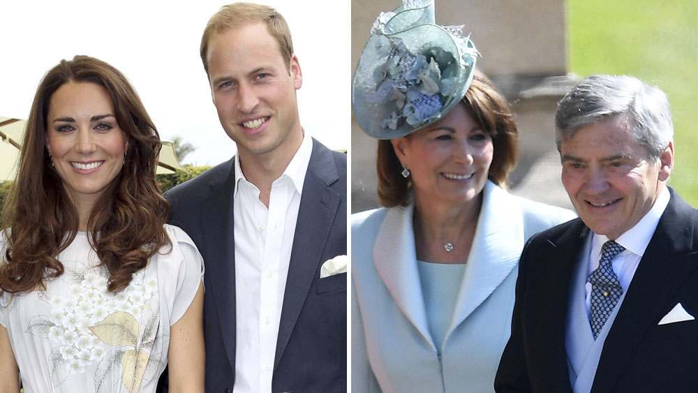 Prince William Reportedly Remains 'Supportive' of Kate Middleton's Parents as They Face Alleged Business Trouble