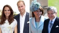 Kate Middleton Prince William Parents