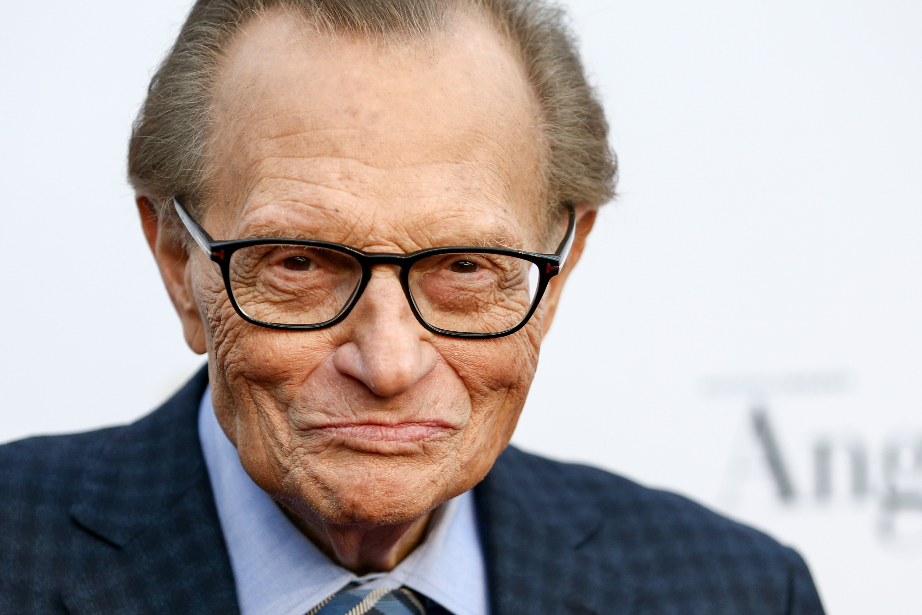 Larry King, 85, Says Surviving Cancer Made Him Feel Like the 'Billion Dollar Man' (Exclusive)