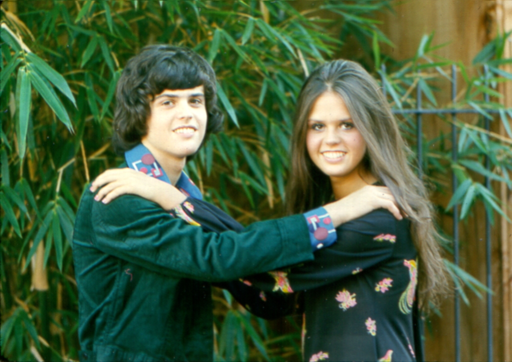 Photo of Donny and Marie Osmond