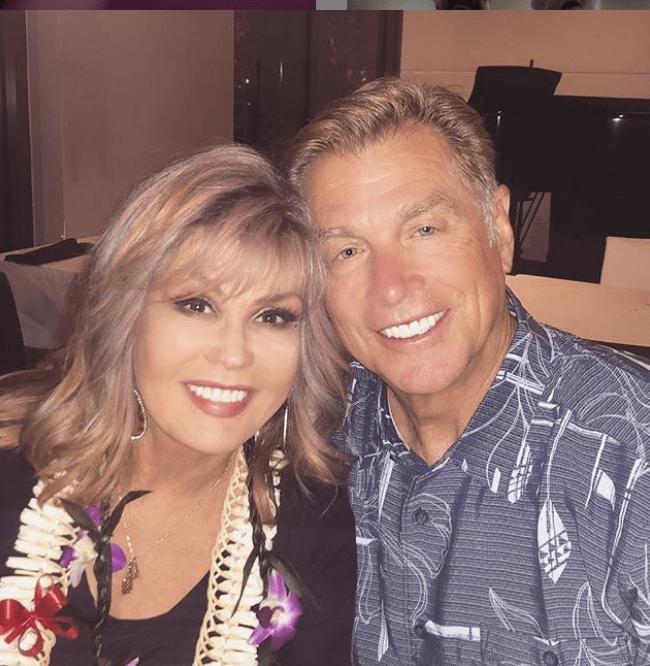 Craig stephen osmond marie husband Brian Blosil: