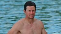 Mark Wahlberg's beach body