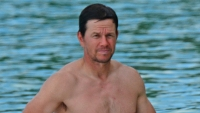 Mark Wahlberg's beach body