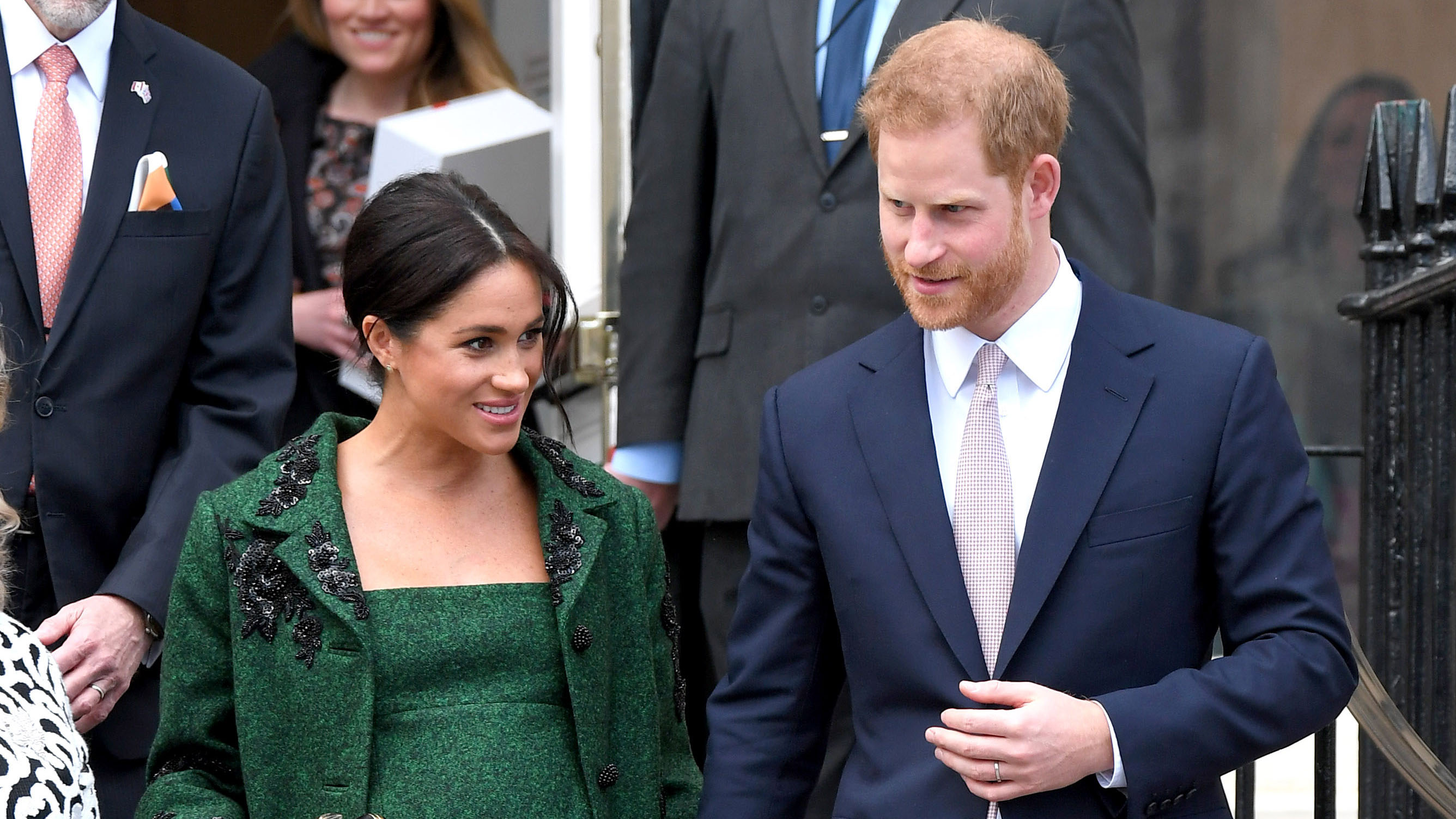 Meghan Markle Is 'Making the Most of Her Maternity Leave' Before Baby No. 1 Arrives (Exclusive)