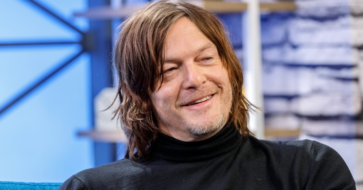 Norman Reedus Shares Details About Baby Daughter's Latest ...