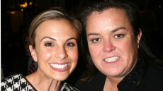 Rosie O'Donnell Elisabeth Hasselbeck