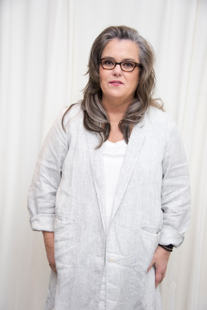"""Rosie O'Donnell at the """"SMILF"""" Press Conference"""