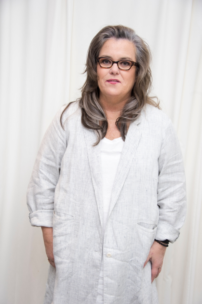 "Rosie O'Donnell at the ""SMILF"" Press Conference"