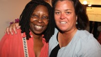 Rosie O'Donnell Whoopi Goldberg