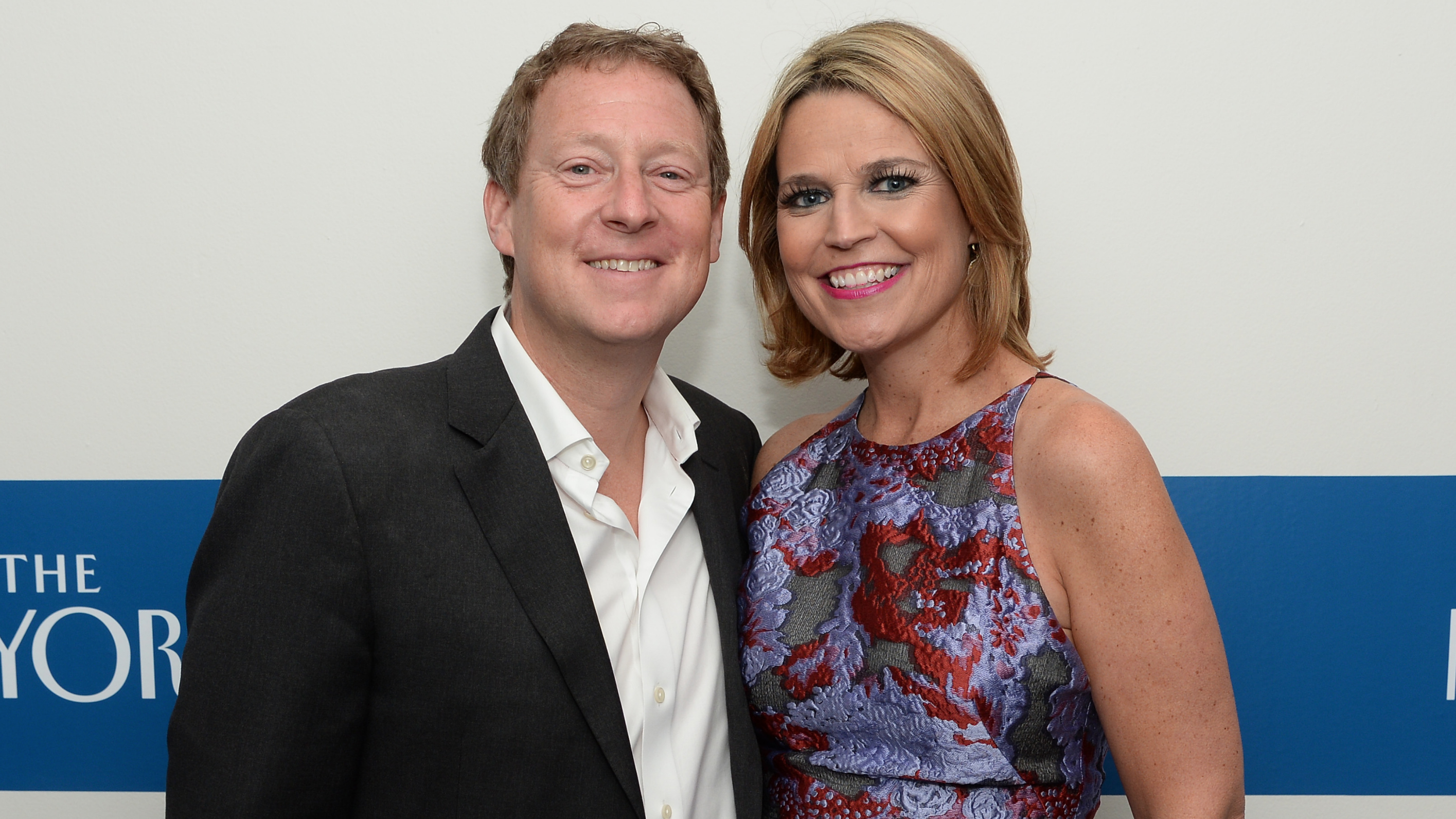 Savannah Guthrie Shares Pics With Her Husband From 10 Years Ago