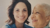 Soledad O'Brien and mom