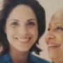 Soledad O'Brien and mom