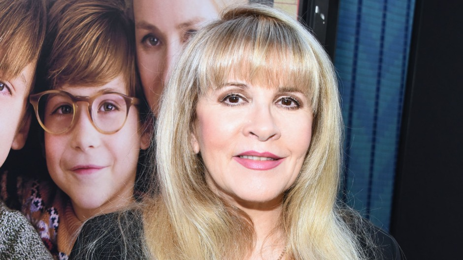 """Singer-songwriter Stevie Nicks attends the opening night premiere of Focus Features' """"The Book of Henry"""" during the 2017 Los Angeles Film Festival"""