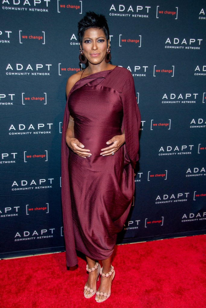 Pregnant Tamron Hall Debuts Her Baby Bump in a Stunning Gown on the Red Carpet — See the Pics!