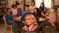 'The Conners' and Roseanne Barr