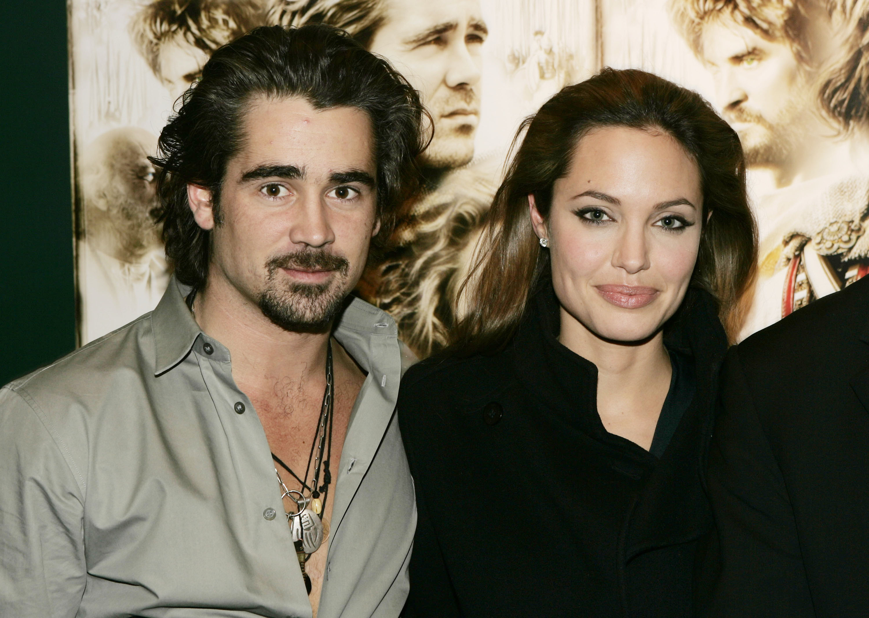 How Did Angelina Jolie and Colin Farrell Meet?
