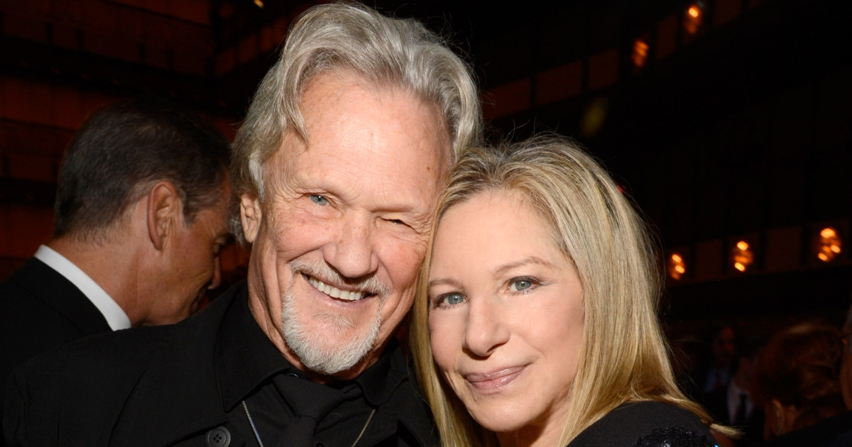 See Barbra Streisand and Kris Kristofferson's 'A Star Is