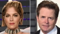 Selma Blair Michael J. Fox