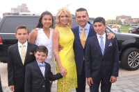 One Happy Bunch: A Guide to 'Cake Boss' Star Buddy Valastro's Wife, Kids and Family