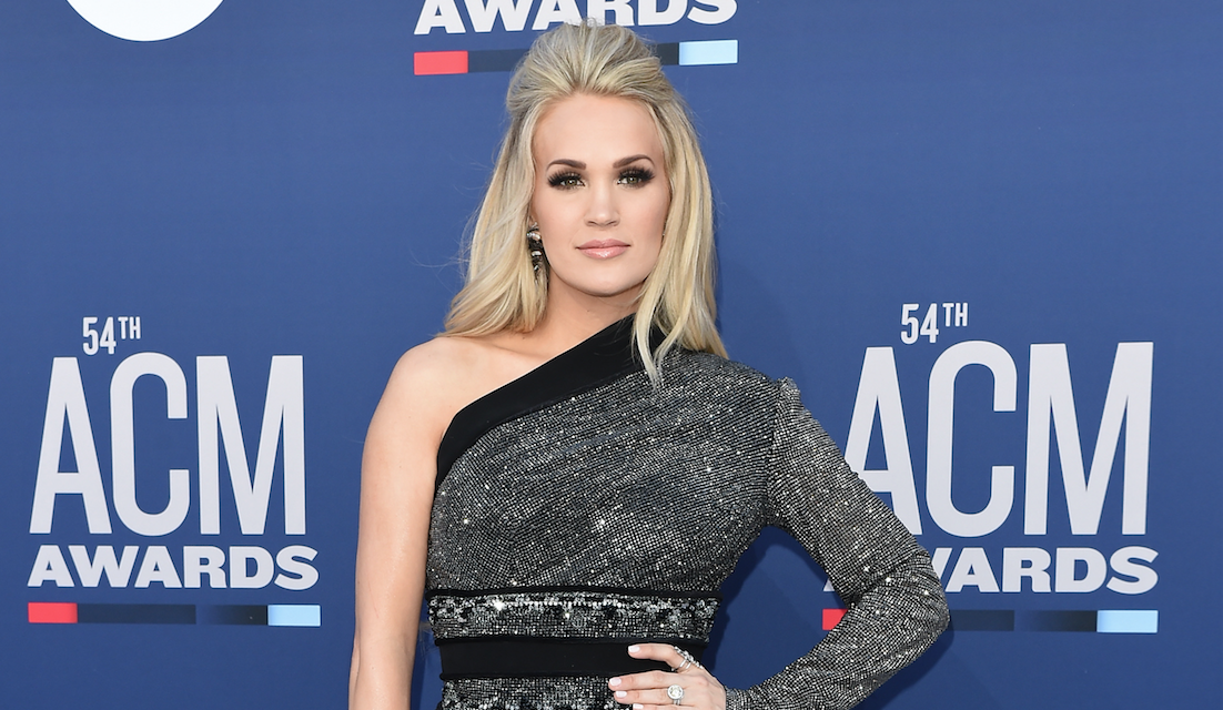 Carrie Underwood Gushes Over Newborn Jacob's Baby Toes: 'Want. To. Eat. These.'