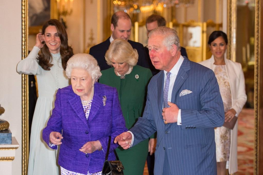 Prince Charles Queen Elizabeth