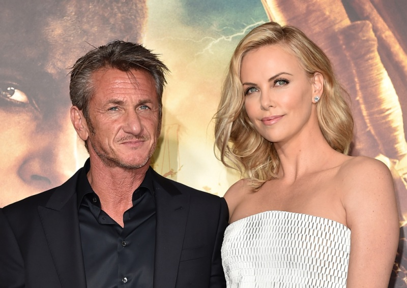 Sean Penn Charlize Theron