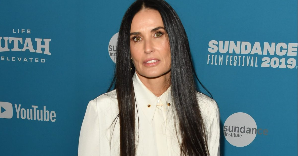 Demi Moore Book: Details on Memoir 'Inside Out' Arriving ...