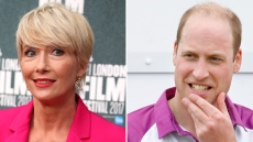 Emma Thompson Prince William