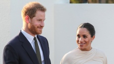 Meghan Markle Prince Harry share first photo of new baby