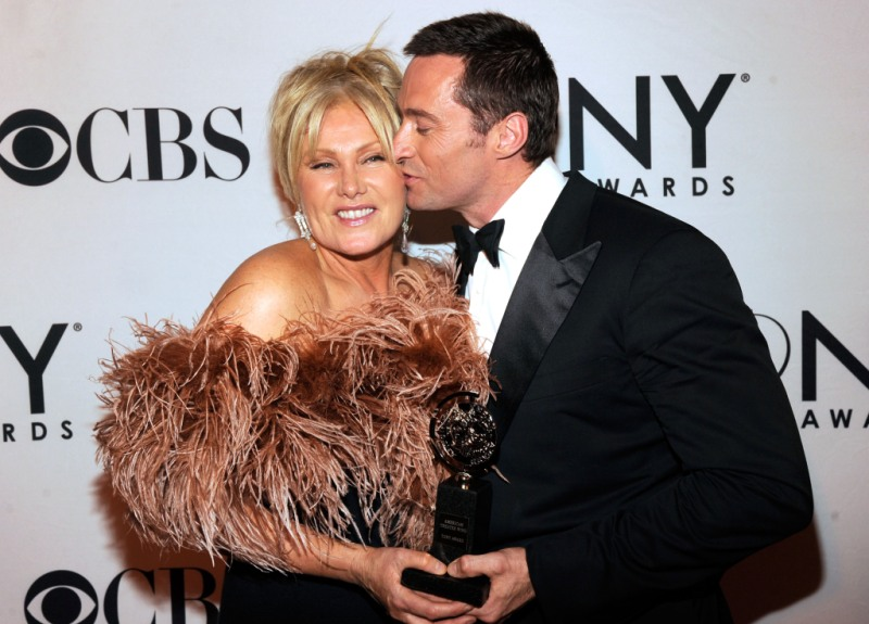 Hugh Jackman Deborra-Lee