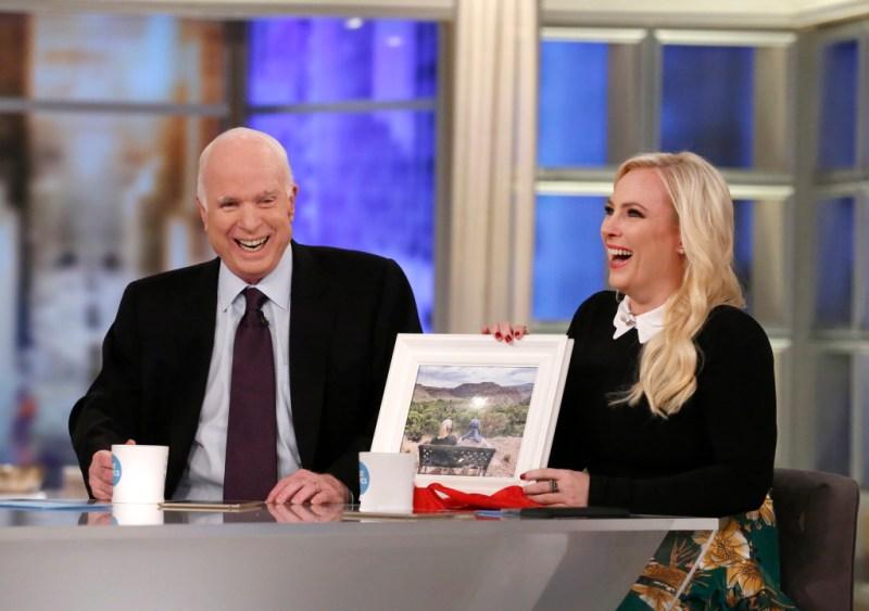 John McCain Meghan McCain